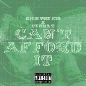 Instrumental: Rich The Kid - Can't Afford It Ft. Pusha T (Produced By NickEBeats)